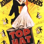"""Top Hat"" starring Fred Astaire and Ginger Rogers is one of the films that Beth is analysing. One of the three animations is a representation of space in the number 'Fancy Free'"